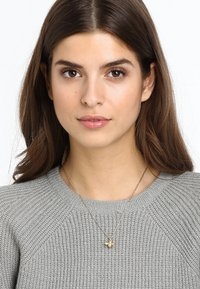 Ted Baker - BELLEMA BUMBLE BEE PENDANT - Necklace - brushed pale/gold-coloured - 1