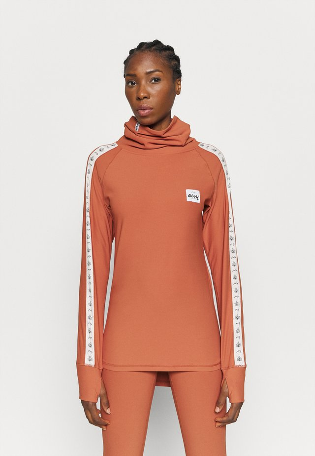 ICECOLD - Longsleeve - orange