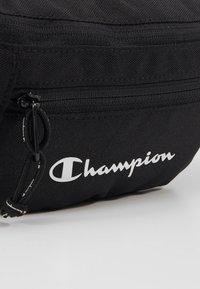 Champion - LEGACY BELT BAG - Bum bag - black - 2