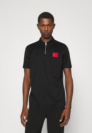 DERESOM - Polo shirt - black