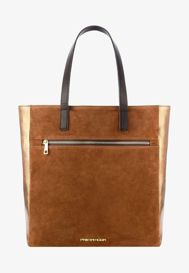LAMA  - Tote bag - brown