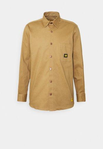 Camisa - camel