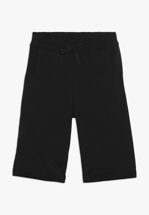 ACTIVE CORE - Tracksuit bottoms - jet black