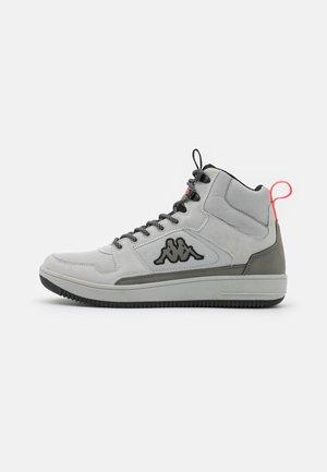 SHAB - Sportschoenen - light grey/black