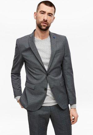 Blazer jacket - titanium