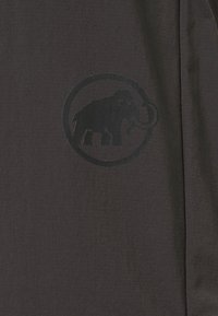 Mammut - HIKING ZIP OFF PANTS MEN - Trousers - phantom - 3