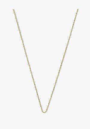 14 KARAT GOLD - Necklace - gold