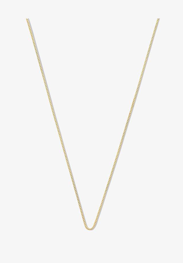 14 KARAT GOLD - Halsband - gold