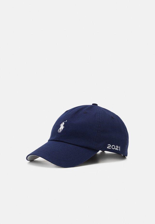 NEW BOND UNISEX - Cap - french navy/white
