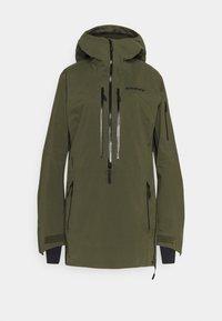 Norrøna - LOFOTEN GORE-TEX PRO ANORAK - Ski jacket - khaki - 4