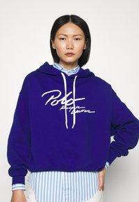 Polo Ralph Lauren - SEASONAL LONG SLEEVE - Huppari - heritage royal - 4