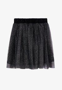 Mango - ESES - A-line skirt - svart - 0