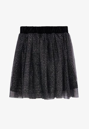 ESES - A-line skirt - svart