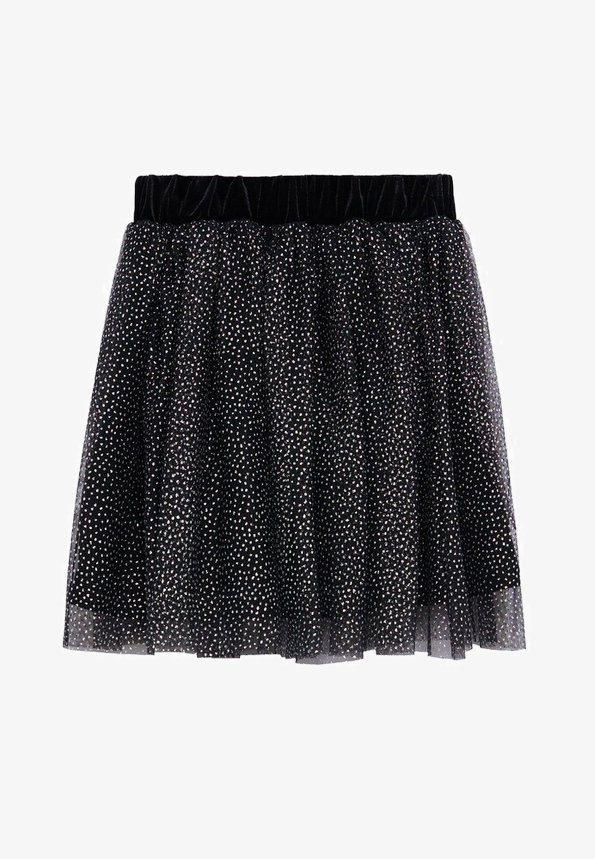 Mango - ESES - A-line skirt - svart