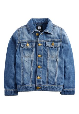 MID WASH DENIM BLUE WESTERN JACKET (3MTHS-7YRS) - Chaqueta vaquera - blue