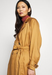 Part Two - AIKO - Trench - brown sugar - 3