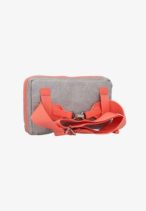 VARY 3 GÜRTELTASCHE 23 CM - Bum bag - grey/white/sunset