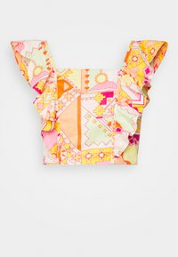 Never Fully Dressed - LOLA CROP - Blouse - multicolor - 4