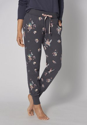 MIX AND MATCH TROUSERS - Pyjamasbukse - pebble grey