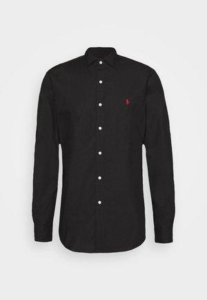 NATURAL - Košile - black