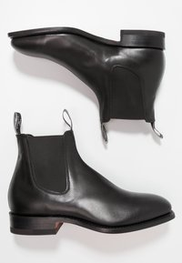 R. M. WILLIAMS - CLASSIC CRAFTSMAN SQUARE G FIT - Classic ankle boots - black - 1