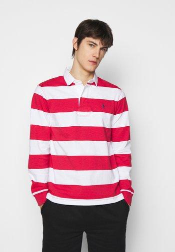 RUSTIC - Polo shirt - sunrise red