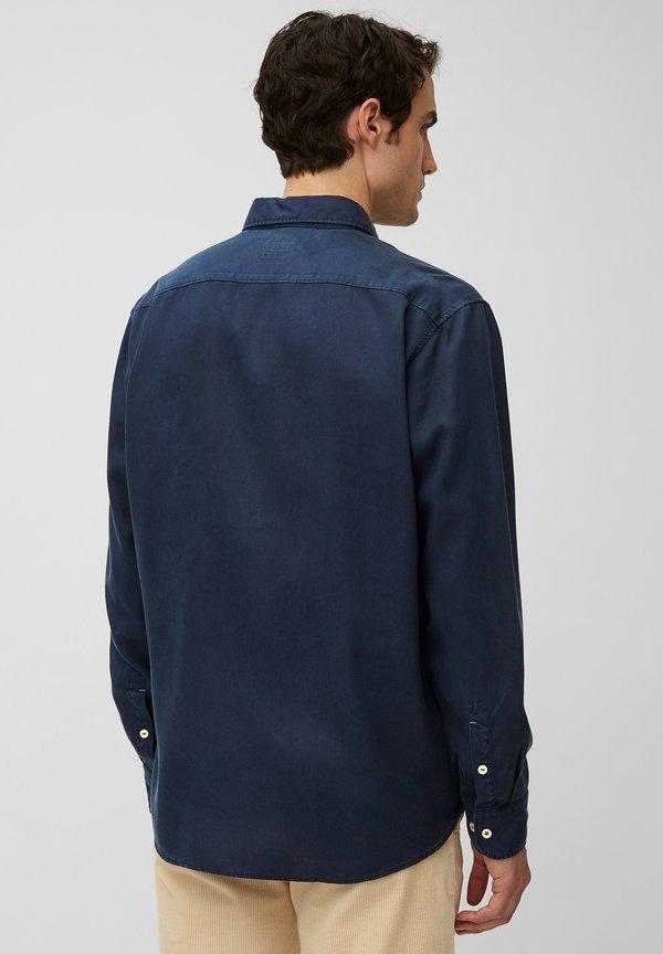 Marc O'Polo Koszula - total eclipse/niebieski Odzież Męska DCDC
