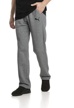 ESSENTIALS - Pantaloni sportivi - medium gray heather-cat