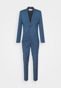 Selected Homme - SLHSLIM MYLOLOGAN SUIT  - Suit - blue ashes - 0
