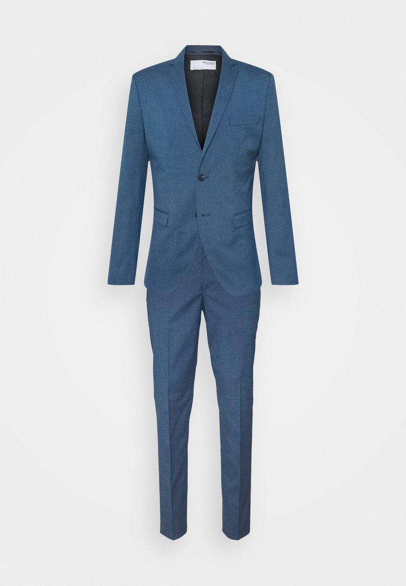 Selected Homme - SLHSLIM MYLOLOGAN SUIT  - Suit - blue ashes