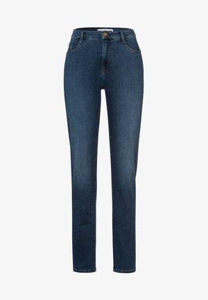 CAROLA - Slim fit jeans - blue