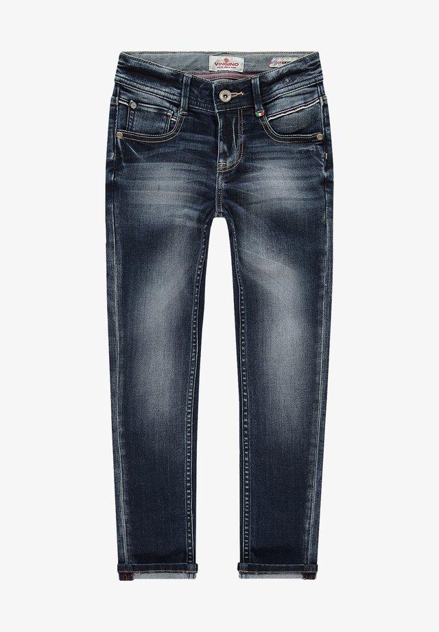 ADAMO - Jeans Skinny Fit - blue vintage