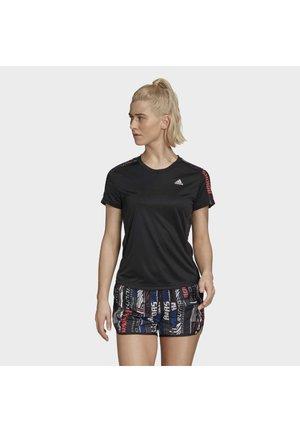 OWN THE RUN  - T-shirts print - black