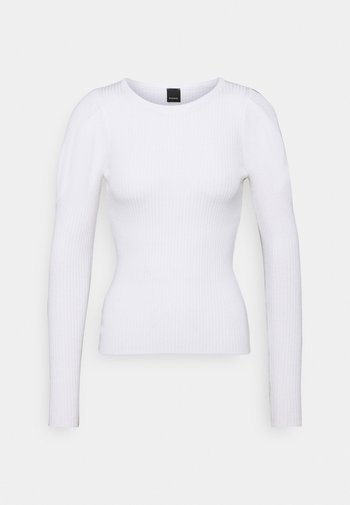 COSTA DAVORIO - Jumper - white