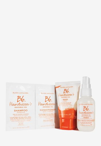 TREAT YOUR HAIR IN THE SUMMER SET - Hair set - -