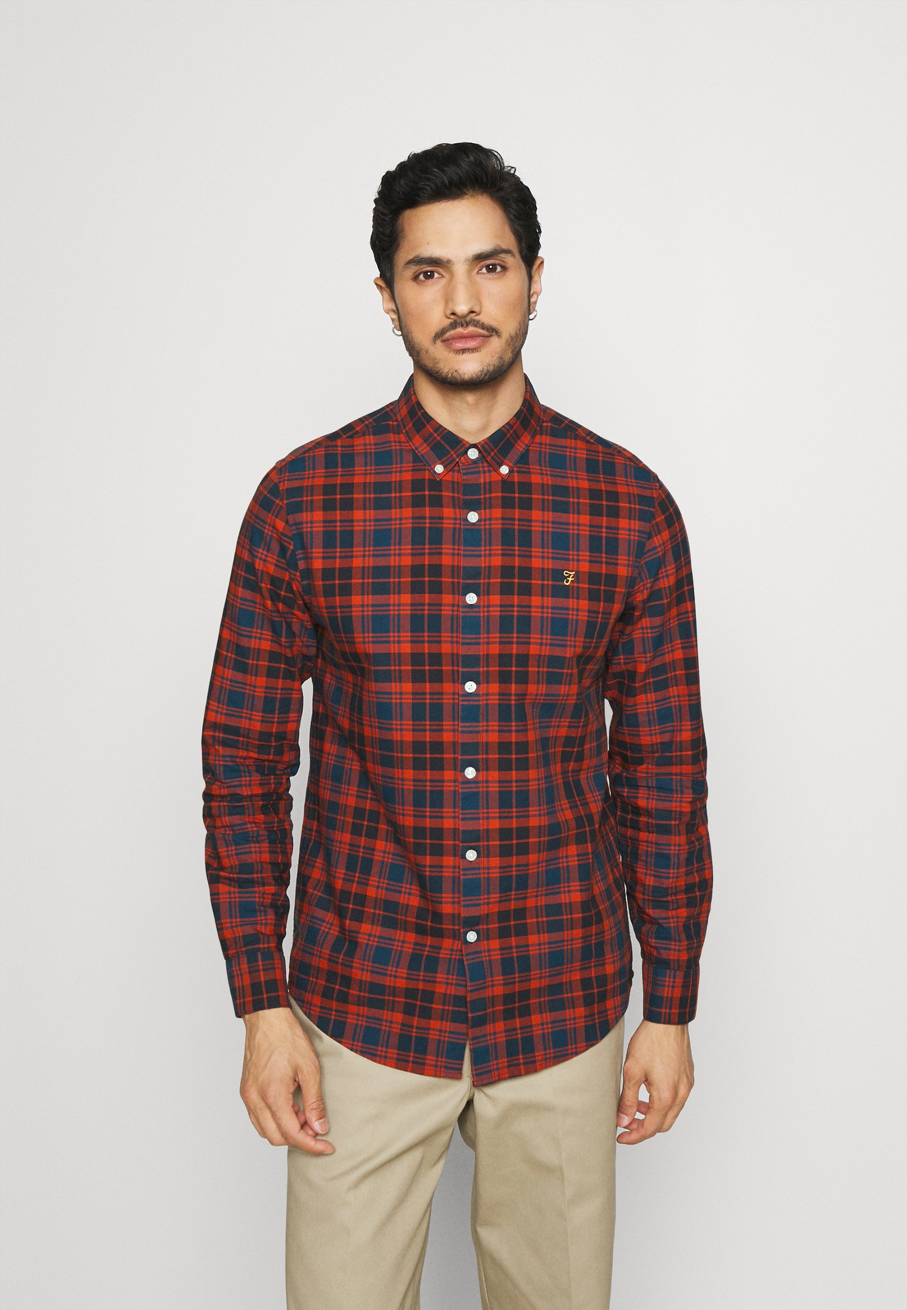 Homme BREWER CHECK - Chemise