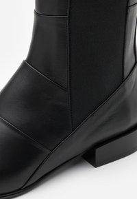 3.1 Phillip Lim - DREE BOOTIE - Kotníkové boty - black - 4