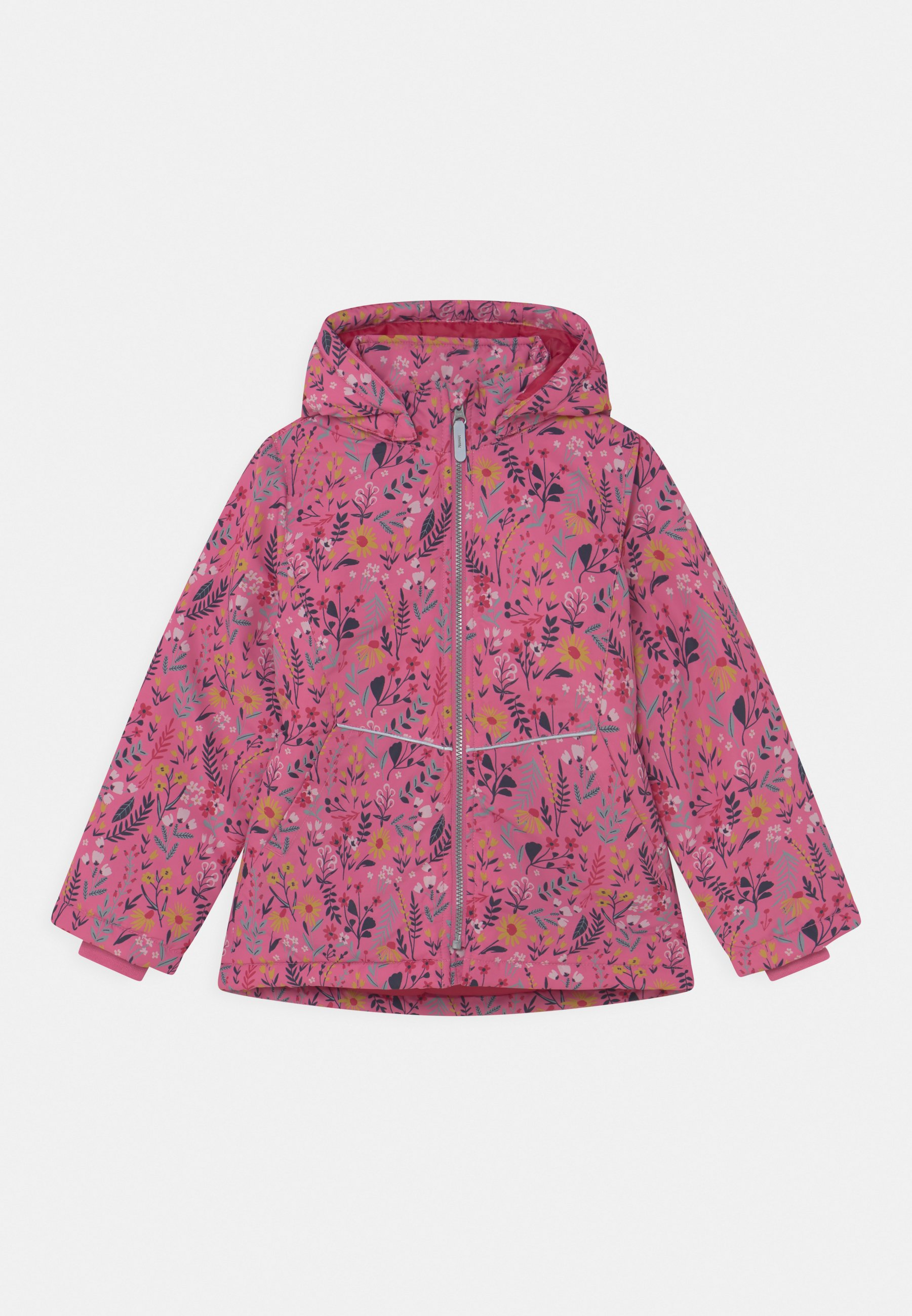 Kids NKFMAXI FLOWER - Winter jacket