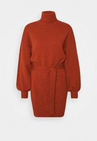 Fashion Union - LEOTI - Jumper dress - brown - 3