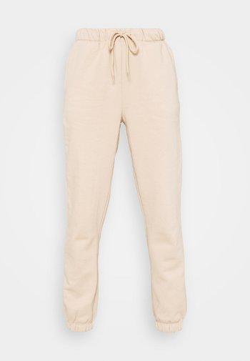 ONLFEEL LIFE PANT - Pantaloni sportivi - humus