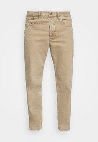 DASH - Straight leg jeans - wood