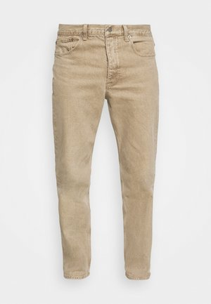 DASH - Jeans straight leg - wood