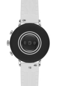 Fossil Smartwatches - Q VENTURE - Zegarek - grau/weiss - 4