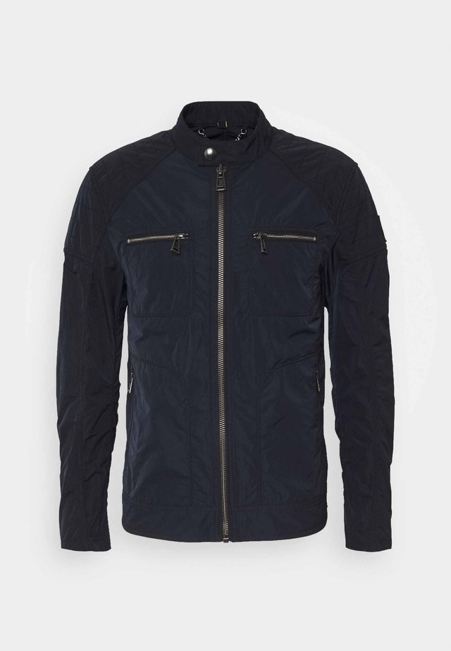 WEYBRIDGE JACKET - Giacca leggera - dark ink