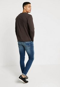 Cars Jeans - ARON - Jeansy Skinny Fit - dark used - 2