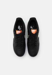 Nike Sportswear - AIR FORCE 1 '07 LV8 - Sneakers - black/multicolor/white - 3