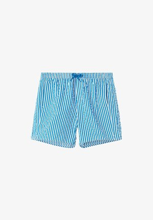 FORMENTERA - Swimming shorts - blue capri