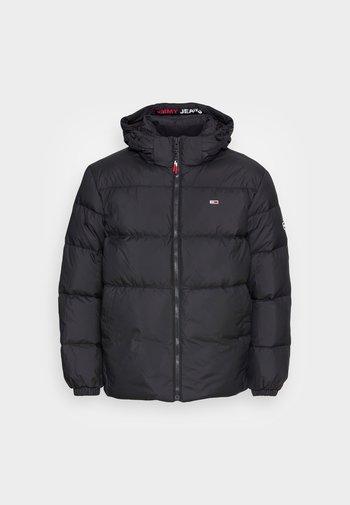 ESSENTIAL JACKET - Down jacket - black