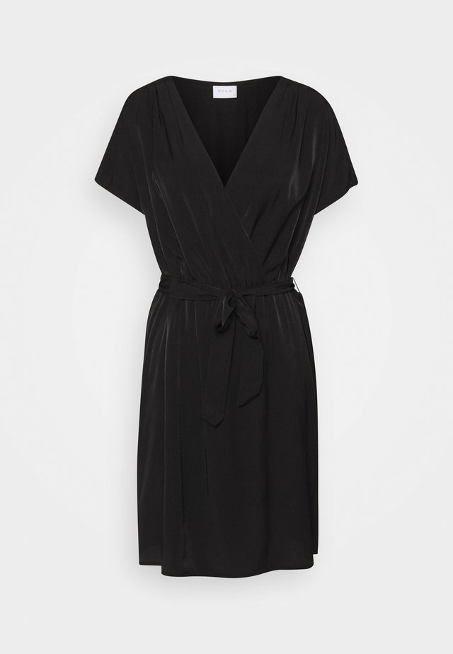 VIMOCAMIL SHORT DRESS - Sukienka letnia - black