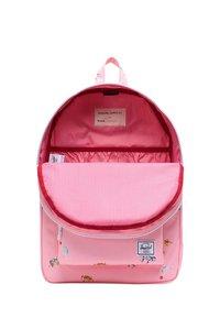 Herschel - School bag - candy pink circus animals - 3